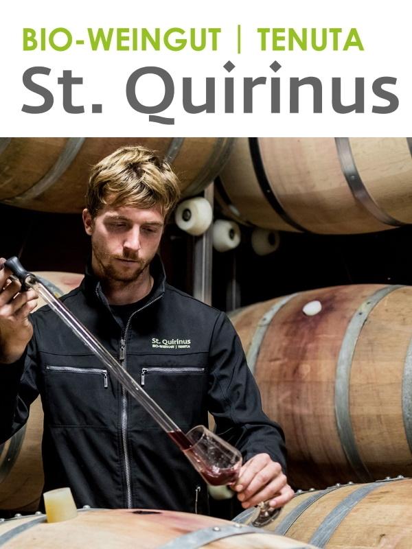 St. Quirinus BIO Weingut Tenuta